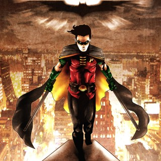 Robin Dc high resolution wallpapers
