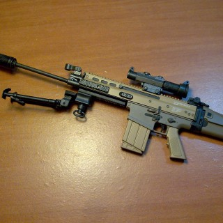Fn Scar high definition wallpapers