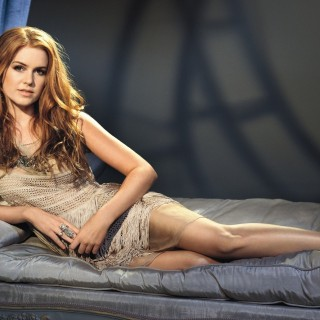 Isla Fisher wallpapers widescreen
