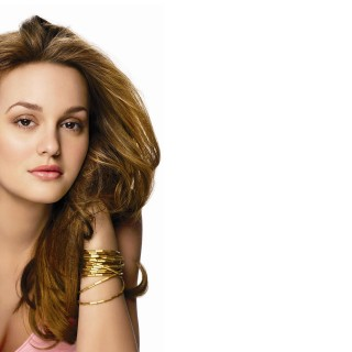 Leighton Meester background