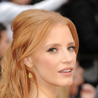 Jessica Chastain new
