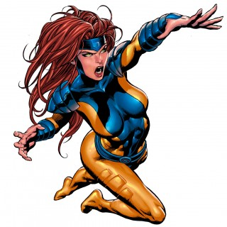 Jean Grey wallpapers widescreen