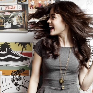 Lucy Hale 2015
