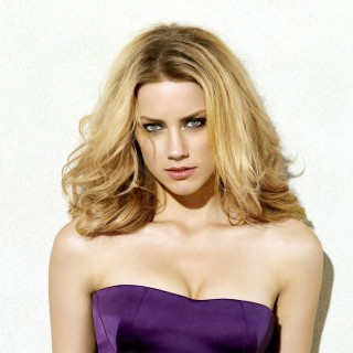 Amber Heard widescreen