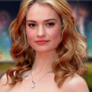 Lily James new
