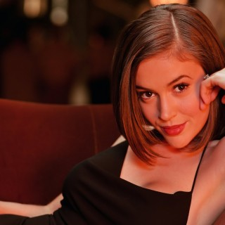 Alyssa Milano widescreen