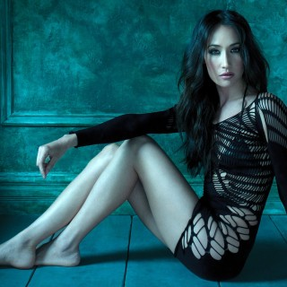 Maggie Q wallpapers widescreen