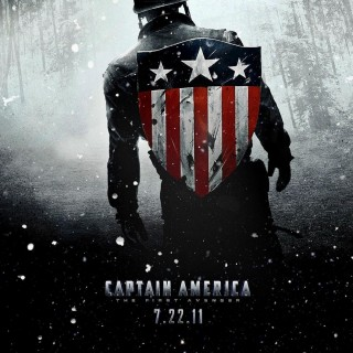 Captain America widescreen