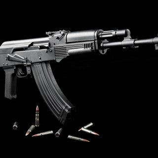 M16 wallpapers widescreen
