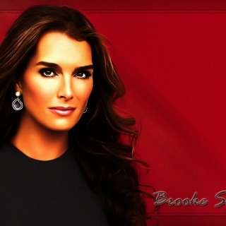 Brooke Shields high resolution wallpapers