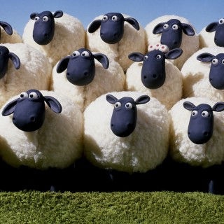 Shaun The Sheep widescreen
