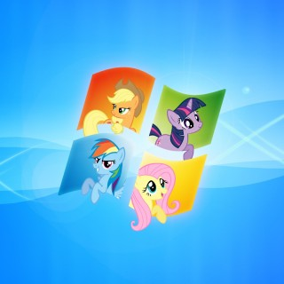 My Little Pony hd wallpapers