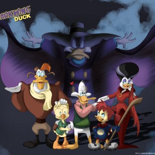 Darkwing Duck 2015