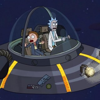 Rick And Morty wallpapers widescreen
