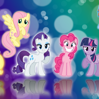 My Little Pony widescreen