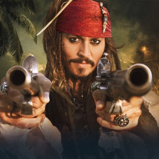 Pirates Of The Caribbean widescreen