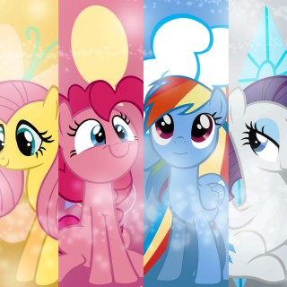 My Little Pony download wallpapers