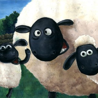 Shaun The Sheep photos