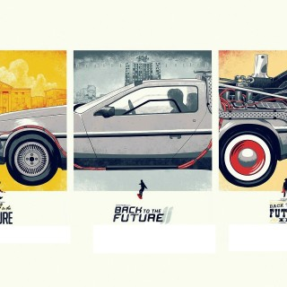 Back To The Future hd