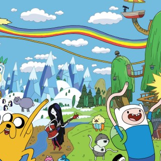 Adventure Time 2015