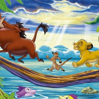 Timon And Pumbaa download wallpapers