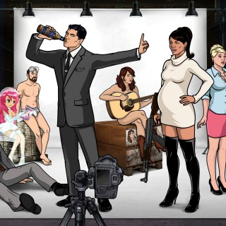 Archer Tv Series high definition wallpapers