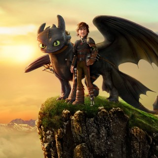 How To Train Your Dragon widescreen