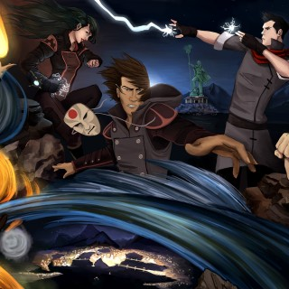 The Legend Of Korra wallpapers