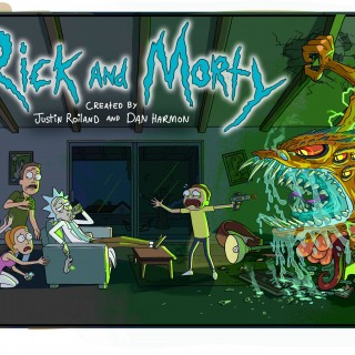 Rick And Morty download wallpapers