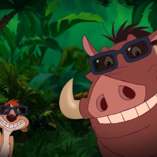 Timon And Pumbaa high resolution wallpapers