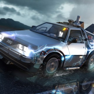 Back To The Future widescreen