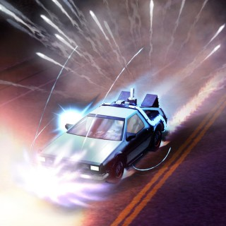 Back To The Future wallpapers desktop
