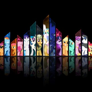 My Little Pony wallpapers widescreen