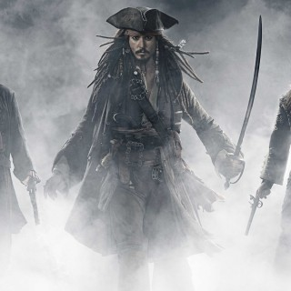 Pirates Of The Caribbean high resolution wallpapers