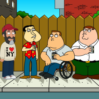 Family Guy new