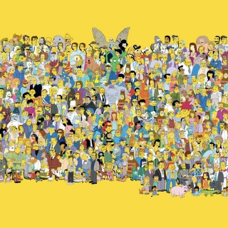 The Simpsons high resolution wallpapers