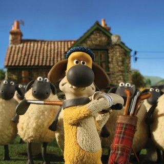 Shaun The Sheep new
