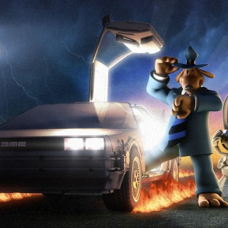 Back To The Future high quality wallpapers