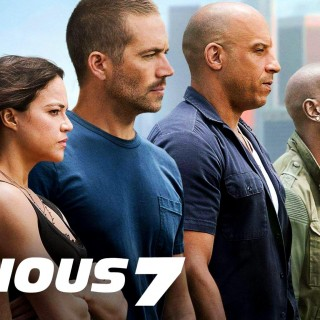 Furious 7 new