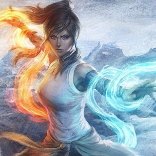 The Legend Of Korra background
