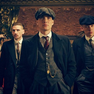 Peaky Blinders background