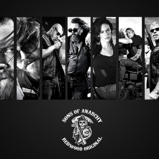 Sons Of Anarchy widescreen