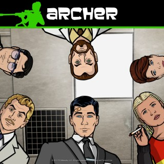 Archer Tv Series pictures