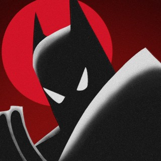Batman The Animated Series background
