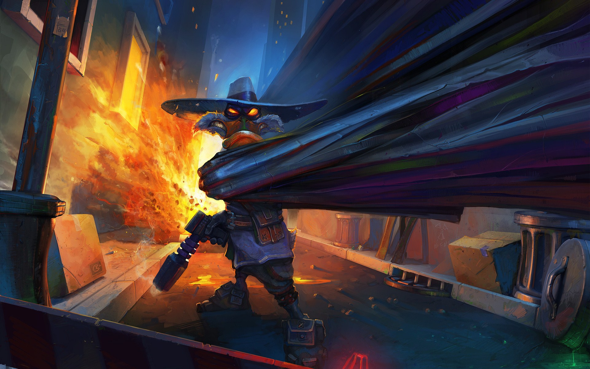 Darkwing Duck HD Wallpapers
