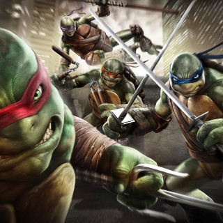 Teenage Mutant Ninja Turtles hd
