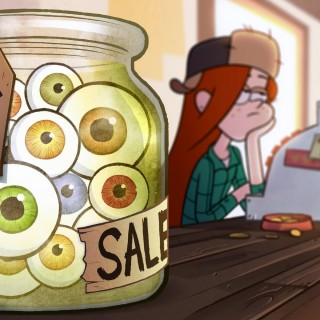 Gravity Falls high definition wallpapers