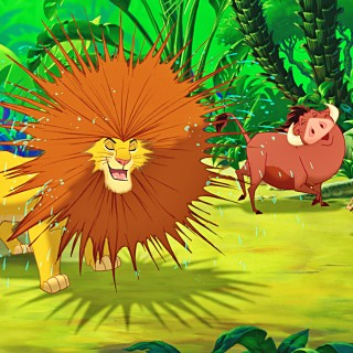 Timon And Pumbaa high definition wallpapers