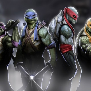 Teenage Mutant Ninja Turtles background