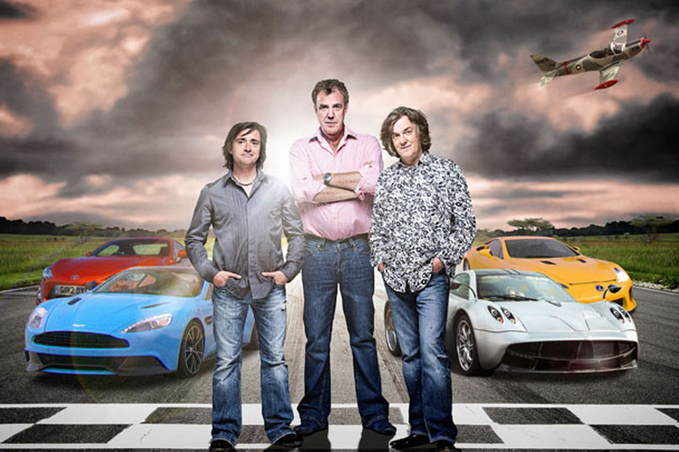Top Gear HD Wallpapers